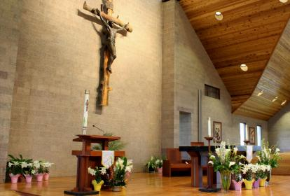 Saint Thomas Aquinas Catholic Parish - Three Photo Frame